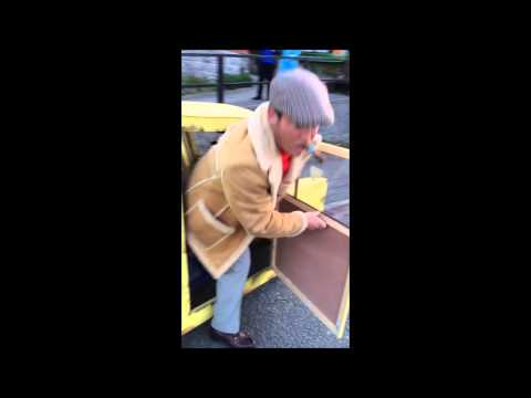 Best fancy dress ever!  Only Fools and Horses (Original)