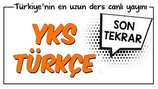 YKS Türkçe Son Tekrar | Kamp2018