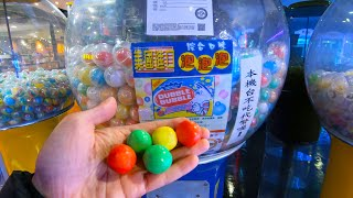 Giant Gumball & more Food Machines
