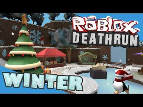 Roblox Deathrun 3 Winter Music Soundtrack Winter Intro Youtube