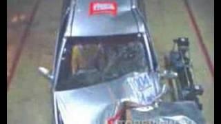 Geely Car EURONCAP chinese car crash tests - otaka model