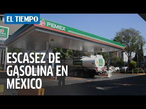 ¿Por qué las medidas de AMLO generan escasez de gasolina en México? | EL TIEMPO