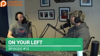 On Your Left Podcast #15: Captain Marvel Review/Endgame Predictions!!!