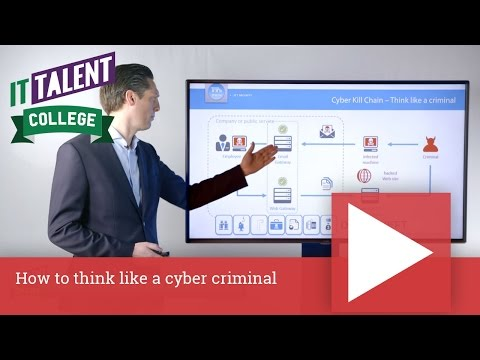 How to think like a cyber criminal