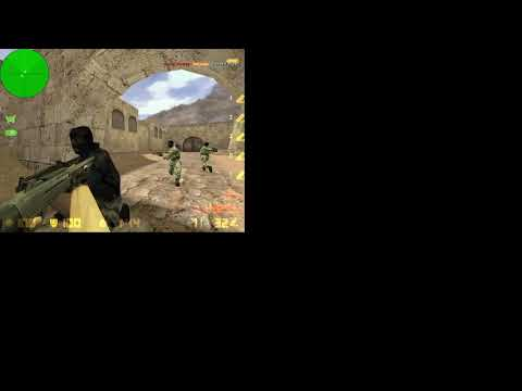 Dynamo also used to play Counter Strike /(by hoopack gaming) song audition