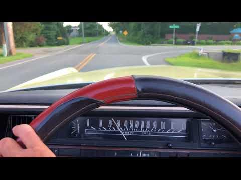 1969 Cadillac Start and Drive