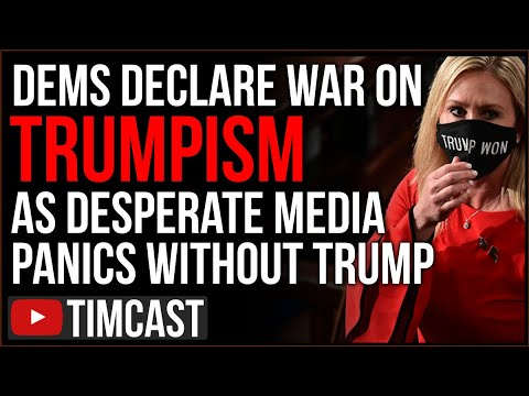 Democrats Elites And Media Are PANICKING Without Trump, Cry About Trumpism As CNN Ratings TANK 44%