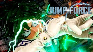 Jump Force - Official Deku & Asta Gameplay Reveal Trailer