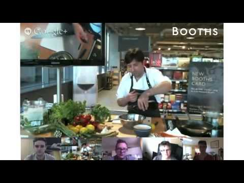 Booths Cook Along Live