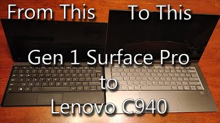 Lenovo C940 - Part 1 - Why & Unboxing