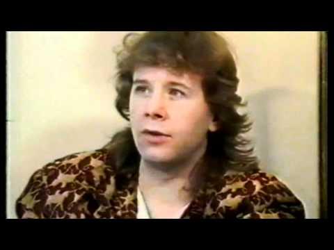 Jim Kerr interview Australia 1986