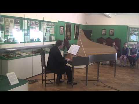"W.BYRD.Pavana & Galiardo ""The Earl of Salisbury"".Alexander Thomas (Live in Borovichi,05.05.2015)"