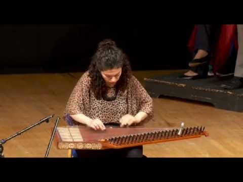 Musical Interlude, Maya Youssef, Arabic kanun, SOAS Graduation 2016