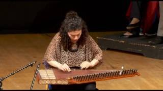 Musical Interlude, Maya Youssef, Arabic kanun, (morning), SOAS Graduation 2016