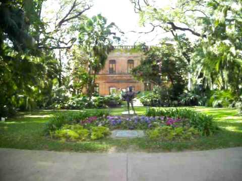 palermo jardin botanico carlos thays barrio palermo