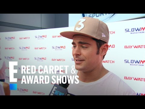 """How Zac Efron Got His """"Abs of Steel"""" for """"Baywatch"""" Movie 