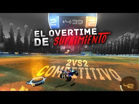 3 VS 3 COMPETITIVO *CON OVERTIME DE 5 MINUTOS* ~ ROCKET LEAGUE thumbnail
