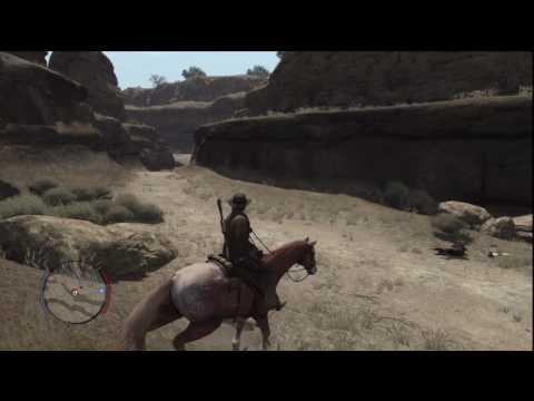 Red Dead Redemption - Rockstar Social Club - Pike's Basin Challenge