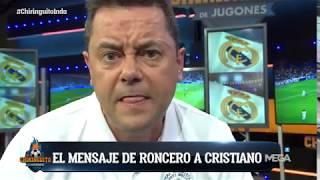 Tomás Roncero, a Cristiano: