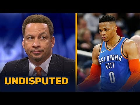 Chris Broussard believes Russell Westbrook should be traded to the Pistons | NBA | UNDISPUTED