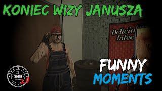 😂 Funny Moments #03 - ( KONIEC WIZY JANUSZA ) / StrefaRP.pl 🔥