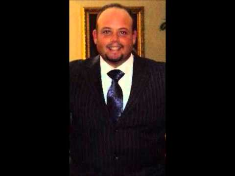 """Elder Jason Lowery ~ Singing """"Hold To My Hand"""" and preaching at LUBC."""