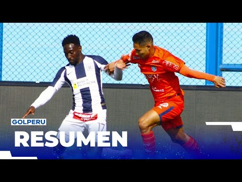 Alianza Lima Cesar Vallejo Goals And Highlights