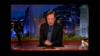 Conan O'Brien's Goodbye Speech