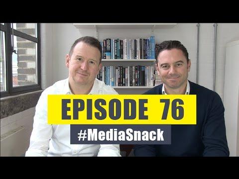 #MediaSnack Ep  76: Accenture, PWC, IBM, Deloitte - Top 10