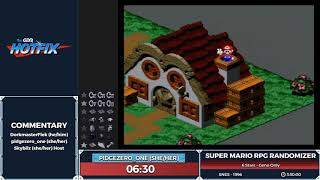 Random Number Generation (RNG) - Super Mario RPG 2