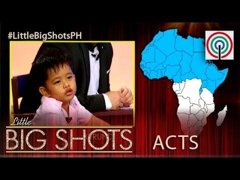 Little Big Shots Philippines: Klyde | Little Geography Expert