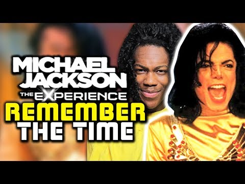 Michael Jackson: The Experience - Remember the Time