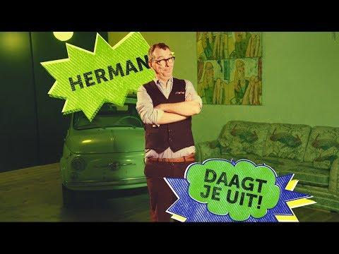 PTS Mechelen: Herman daagt je uit!