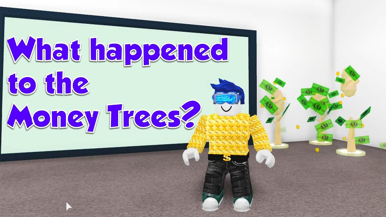 What Happened To The Money Trees In Adopt Me Youtube