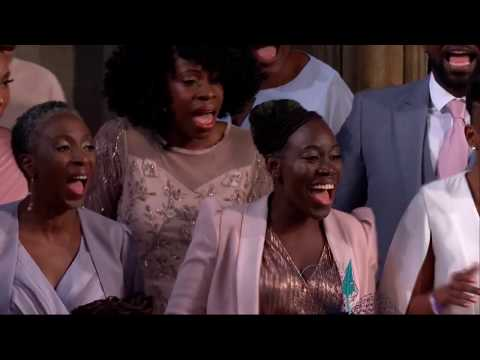 The Royal Wedding: Performance of 'Stand by Me'