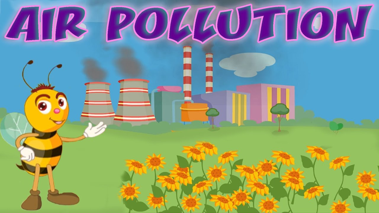 Effects of air pollution in children
