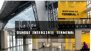 Discover The New Oshodi Bus Terminal