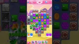 Candy crush saga / nivel 1100 …