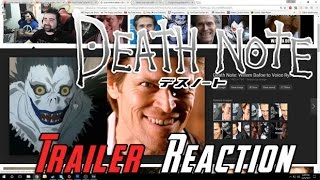 Repeat youtube video Death Note Teaser Angry Reaction!