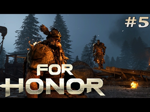 FOR HONOR CAMPAIGN #5 - The End of the Vikings!