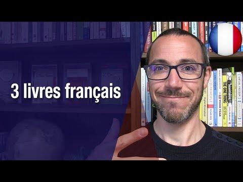 Apprends Le Francais Avec Ces 3 Livres Francais Authentique