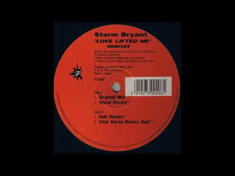 Storm Bryant - Love Lifted Me (Original Mix)