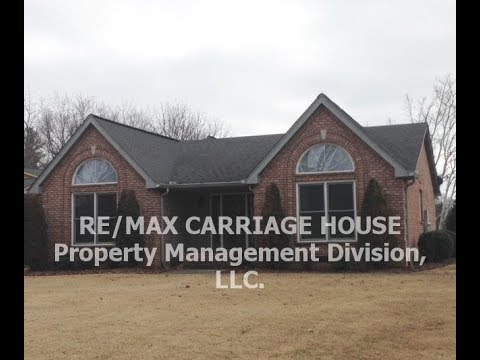 Nashville Homes for Rent: Lebanon Home 3BR/2BA by Nashville Property Management