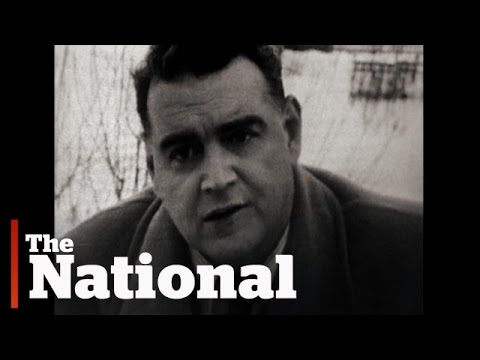 Cambridge Five spy Guy Burgess interview unearthed by CBC