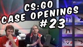 CS:GO Case Openings ft. Seamus Pt. 1 of 2