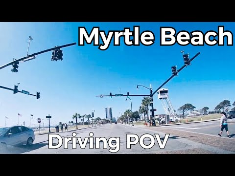 POV Cruisin' Around Myrtle Beach, SC