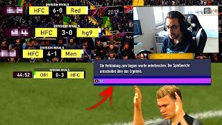 KARRIEREMODUS YOUTUBER RASIERT ULTIMATE TEAM !!! 😱😂 FIFA 21 Road To Glory #1 (Stream Highlights)