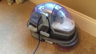 Bissell Spotbot Pet Portable Carpet Cleaner