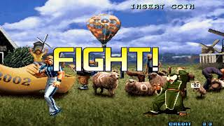 KOF 2002 Magic Plus II - Team Play【TAS】