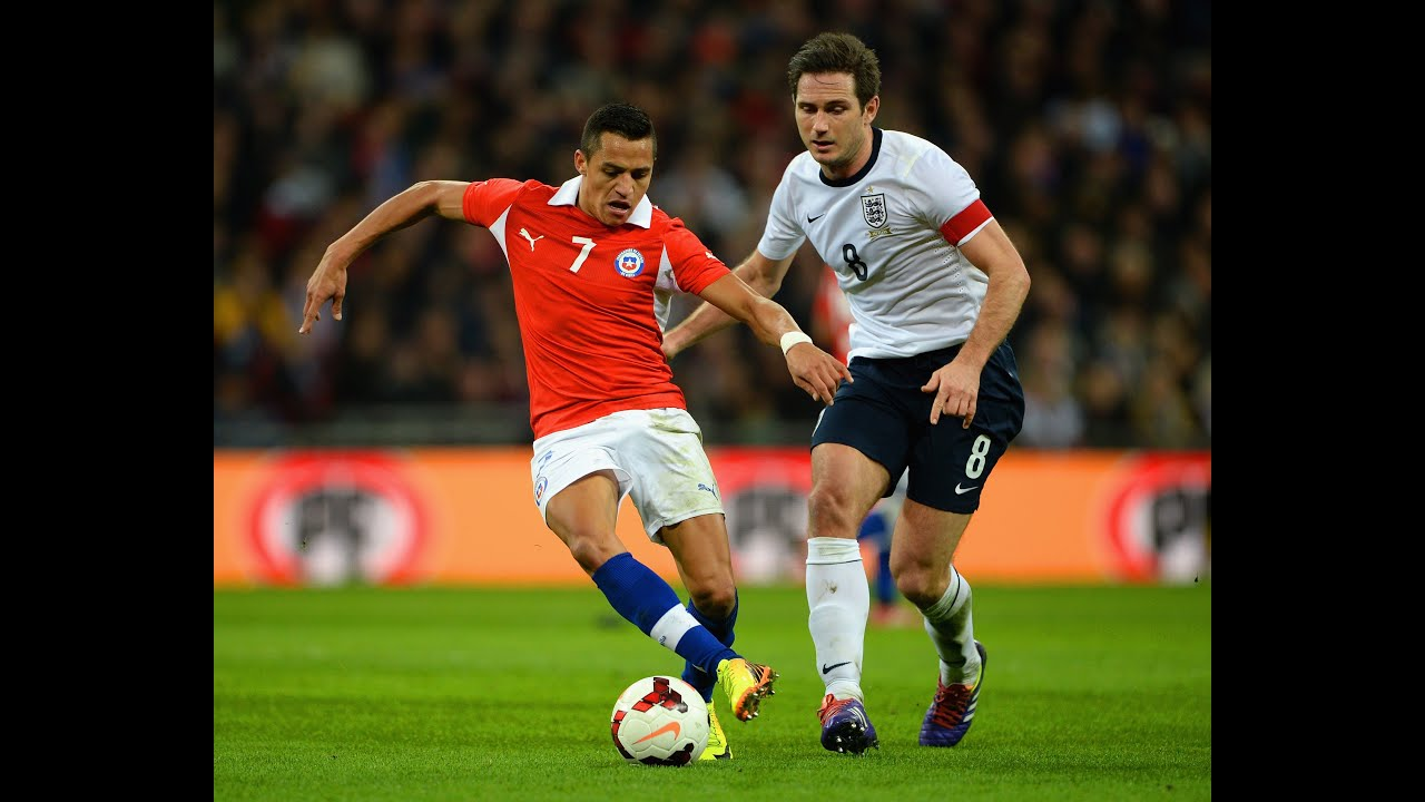 Uk Football: England Vs Chile 0-2, Official Goals And Highlights